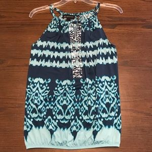 INC top size Small